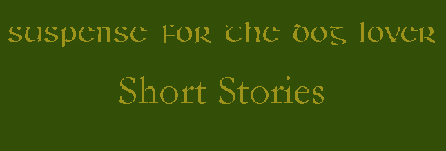 Suspense - short stories banner for website